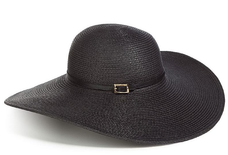 floppy wide brimmed hat. Floppy Wide Brimmed Hat