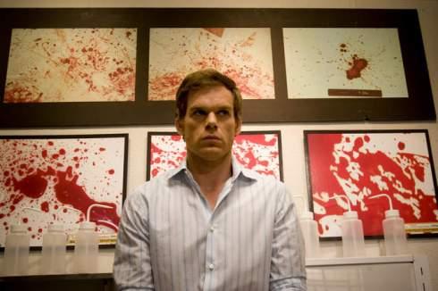 Dexter Blood Splatter
