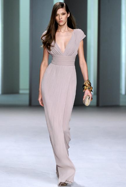 Elie Saab RTW Spring 2011 Gown
