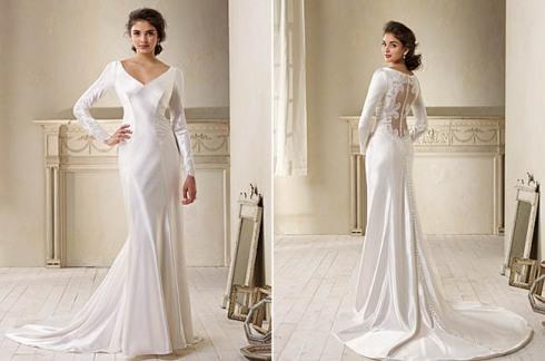 Breaking Dawn Wedding Dress Replica Alfred Angelo