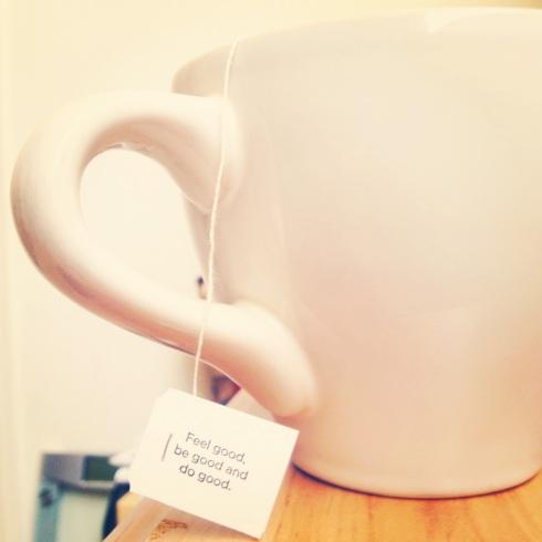 be good do good tea yogi