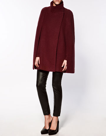 Zara Crossover Cape Full