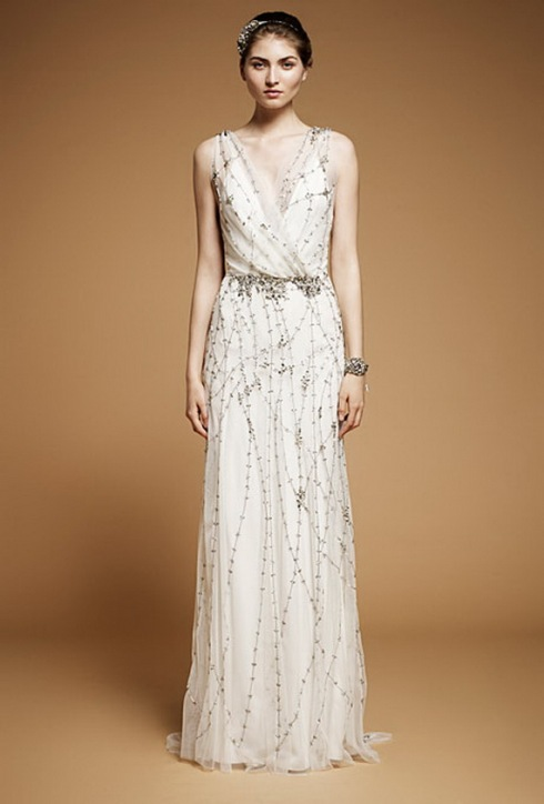 Jenny Packham Wedding Dress Fall 2012 Astrid