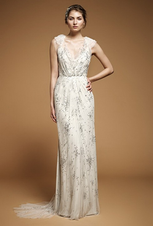 Jenny Packham Wedding Dress Fall 2012 Callie