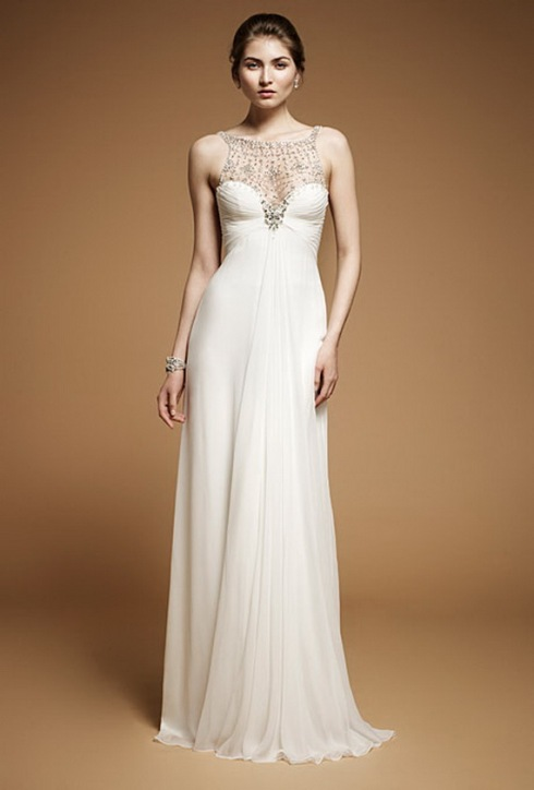Jenny Packham Wedding Dress Fall 2012 Dalia
