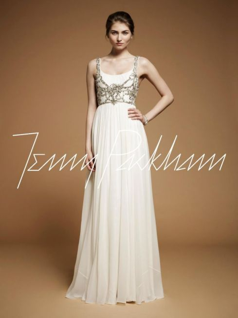Jenny Packham Wedding Dress Fall 2012 Ormlie