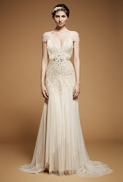 Jenny Packham Wedding Dress Fall 2012 Willow