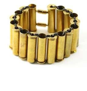 Shannon Astali Dejong Bullet Casing Cuff