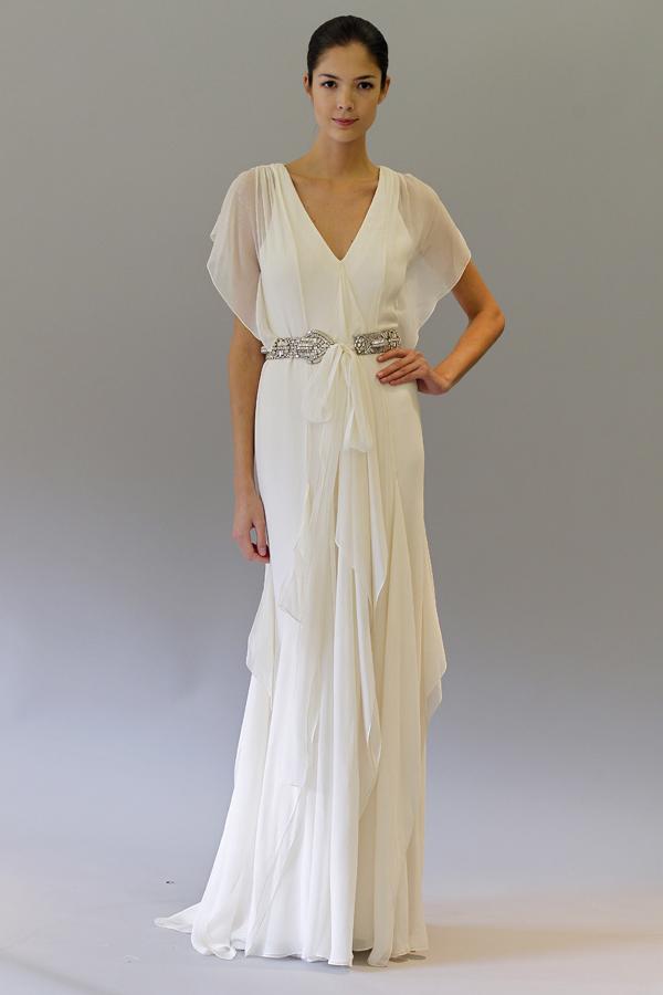 Wedding gown suite 707 carolina herrera bridal fall 2012 junglespirit Gallery