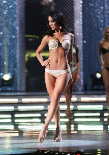 Miss America 2012 Miss California Noelle Freeman Swimsuit 2
