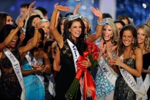 Miss America 2012 Miss Wisconsin Laura Kaeppeler 2