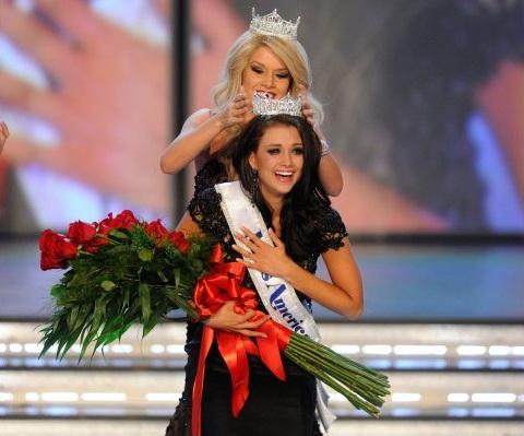 Miss America 2012 Miss Wisconsin Laura Kaeppeler Crowned