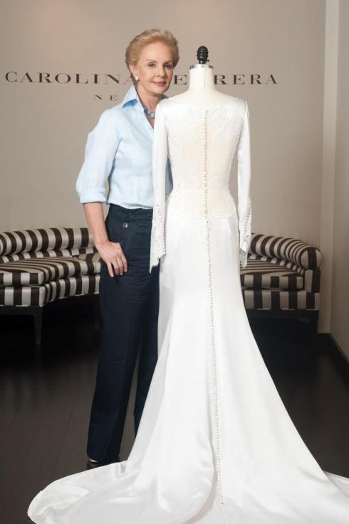 Twilight Breaking Dawn Bella Wedding Dress Carolina Herrera