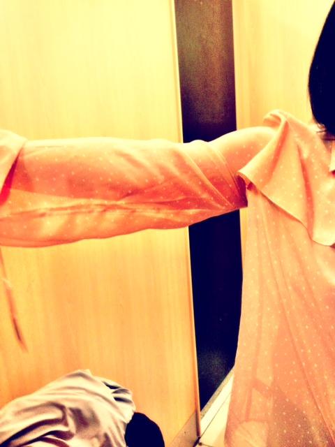 Jason-Wu-Target-Pink-Long-Sleeve-Top-Fit
