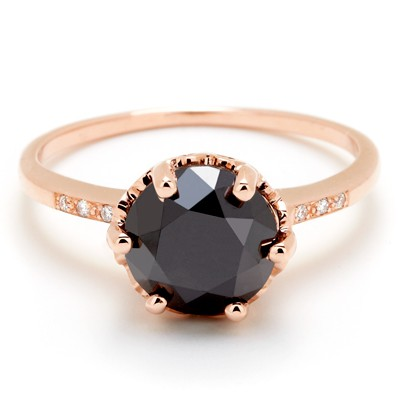 Anna Sheffield Hazeline Black Diamond Rind