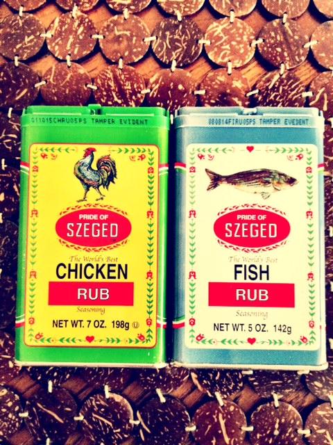 Chicken & Fish Rub