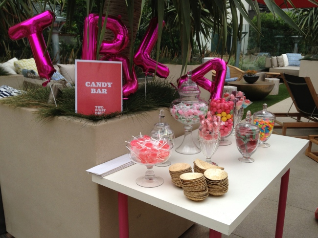 Two Point Oh! LA Candy Bar