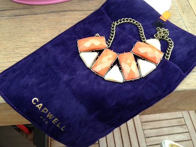 Capwell + Co. Jewelry - Two Point Oh! LA Picnic