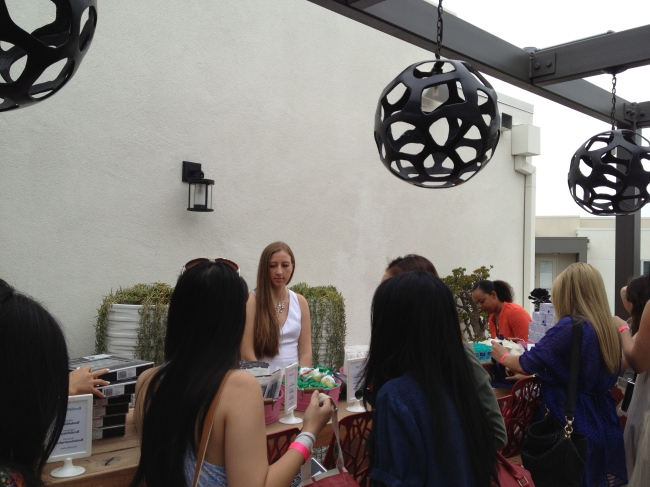 2013 TPOLA Summer Picnic - Gifting Suite