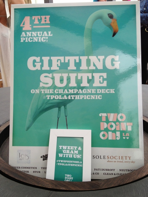 TPOLA Gifting Suite 2013